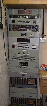 Norchard Old PA Rack